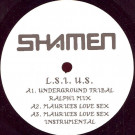 The Shamen - L.S.I. (U.S.) - One Little Indian - 68TP 12X