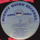 Mechanix Enterprise - Let's Get Down - Mighty Quinn Records - MQR 0020