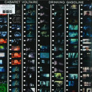 Cabaret Voltaire - Drinking Gasoline / Gasoline In Your Eye - Mute - CABS24, The Grey Area - CABS24, Mute - CABS24DVD, The Grey Area - CABS24DVD