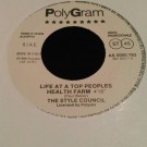 The Style Council / Mory Kanté - Life At A Top Peoples Health Farm / Yeke Yeke - PolyGram - AS 5000 783