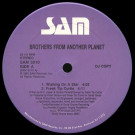 Brothers From Another Planet - Wishing On A Star - Sam Records - SAM 5010