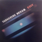 Tangerine Dream - Exit - Virgin - OVED 166