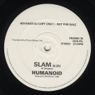 Humanoid - Slam - Westside Records - PROMO 35