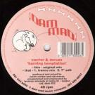 Cantor & Moses - Burning Temptation - Dam Mad Music - DAM 002