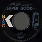 Myra Barnes - Super Good - King Records - 45-6344