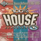 Various - 100% House Classics Volume 1 - Telstar - STAR2759, Telstar - STAR 2759