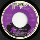 Lyn Collins - Think (About It) / Ain't No Sunshine - People - PE 608, People - 2066 215