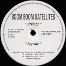 Boom Boom Satellites - Joyride - R & S Records - RS 98131 PROMO