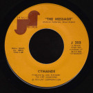 Cymande - The Message - Janus Records - J 203