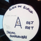 Jaziac Sunflowers - Jaziac Sunflowers EP - Black On Black Records - BBJ 008T