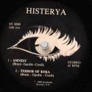 Hysteria - Histerya - Soundtrack Record - ST 0389