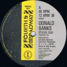 Donald Banks - Status Quo - 4th & Broadway - 12 BRW 36