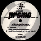 Philadelphia Bluntz - Bluntz Theme - Autonomy Records (UK) - 12AUTODJ007