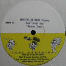 Masters At Work Presents Nuyorican Soul - Nervous Track - Nervous Records - NER 20068