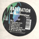Jah Music International - Baderation - JMI Productions - BSR12LP, Boot St. Records - BSR12LP