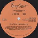Rhythm Interface - Hard Freestyle - Easy Street Records - EZS-7567