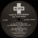 GTO - Love Is Everywhere (U.S. Club Mixes) - NovaMute - PL12 NoMu 8
