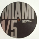 John Digweed - Live In Miami 1/5 - Bedrock Records - BEDMIAVIN1