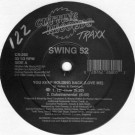 Swing 52 - You Keep Holding Back (Love Me) - Cutting Traxx - CR-260