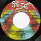 D-Train - Keep On - Prelude Records - PRL 8049
