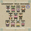 Various - Keb Darge & Little Edith's Legendary Wild Rockers Vol. 4 - BBE - BBE264CLP