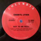 Cheryl Lynn - Got To Be Real - Columbia - 23 10869