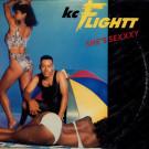 KC Flightt - She's Sexxxy - RCA - 8730-1-RD