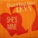 Barrington Levy - She's Mine - Time 1 Records - ATR022