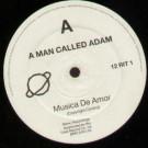 A Man Called Adam - Musica De Amor - Ritmo Recordings - 12 RIT 1