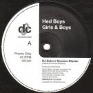 Hed Boys - Girls & Boys - Deconstruction - HB 002