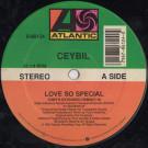 Ceybil Jefferies - Love So Special - Atlantic - 0-86124