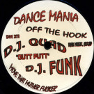 Various - Off The Hook - Dance Mania - DM 211