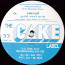 Groove Corporation Meet Original Rockers - Stoned - The Cake Label - 12 GOO 1 6