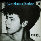 Lizzy Mercier Descloux - Press Color - ZE Records - ZEA 33-004, ZE Records - ZEA 33004