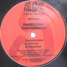 Random Method - Transformation E.P. - Slide Recordings - SLID002
