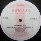 Dream In Goa - Shine On You Crazy Diamond - Rumour Records - RUMAT 20
