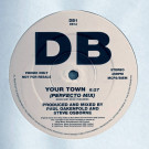 Deacon Blue - Your Town - Not On Label - DB1