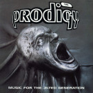 The Prodigy - Music For The Jilted Generation - XL Recordings - XLLP 114