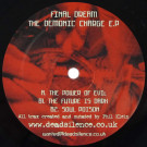 Final Dream - The Demonic Charge E.P - Audio Illusion Recordings - A.I.R 3017