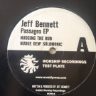 Jeff Bennett - Passages EP - Worship Recordings - WOR 18, Worship Recordings - WOR018