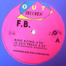 F.B. - Bing Boing - Out - OUT 3509