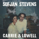Sufjan Stevens - Carrie & Lowell - Asthmatic Kitty Records - AKR099
