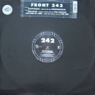 Front 242 - Happiness - Red Rhino Europe - RRE 20 T