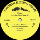 Tzusing - A Name Out Of Place PT. II - L.I.E.S. (Long Island Electrical Systems) - LIES058