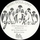 Basic Soul Unit - You Knew EP - Dolly - DOLLY 21
