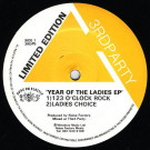 Noise Factory - Year Of The Ladies EP - 3rd Party - 3RD#5