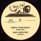 Horace Andy - Tribute To Bob Marley - Wackie's - W-88