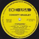 Concett Bradley - Paradise - Echo USA - ECHO 32