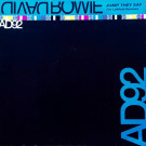 David Bowie - Jump They Say (The Leftfield Remixes) - Arista - LEFT 1, AD92 - LEFT 1