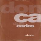 Don Carlos - Alone - Calypso Records - CPS 014
